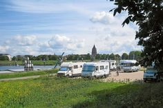 The Joy Of Having A Camping Camper RV On A Camping Trip - family camping site Family Camping, Rv Camping, Campsite, Family Travel, Camping Holland, Motorhome Interior, South Holland, Best Vacations, Outdoor Life