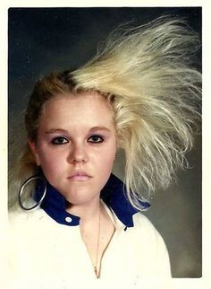 Bad-Hair School Picture Straight from the Walmart Photo lab, a new album of bad & funny family photos for ya to share with friends and neighbors.