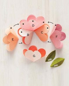 Show your affection with a heartfelt, handmade Mother's Day card featuring everlasting flowers.
