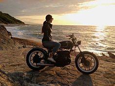 motorcyclegirl : Photo