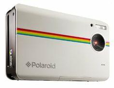 I need this! Amazon.com: Polaroid Z2300 10MP Digital Instant Print Camera (White): POLAROID: Camera & Photo $179.99