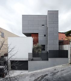 Studio House   Barcelona, Spain   Emiliano López Mónica Rivera Arquitectes