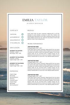 good resume examples | cv format template | professional resume template | resume template and cover letter Template Cv, Creative Cv Template, Layout Template, Business Resume Template, Modern Resume Template, Resume Cv, Simple Resume Format, Cv Format, Microsoft Word 2007