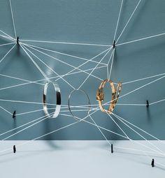 Benoit Pailley - jewellery display