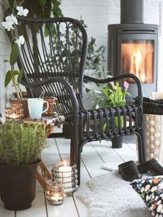Simple Details: ikea storsele...rattan chair