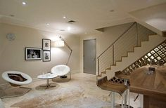 Luxurious Basements | Apartment Therapy