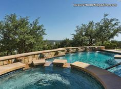 #Austin #LuxuryHomes and #RealEstate | Private, thoughtful, elegant  Visit: http://www.luxuryhomemagazine.com/austin/28103  #AustinLuxuryHomeMagazine