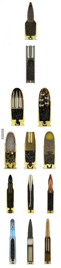 Just bullets...