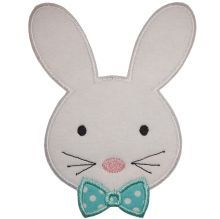 Bunny=Planet Applique