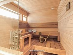 Hailuoto 153 - Sauna | Asuntomessut