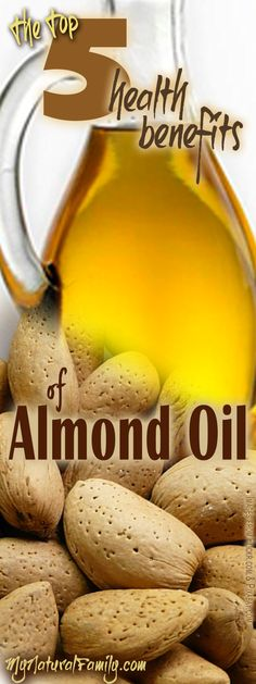 Pure almond oil is fantastic in labour for perineal softening and stretching. Ask your midwife to use it during the pushing stage of your labour. Natural Health Tips, Natural Health Remedies, Natural Healing, Herbal Remedies, Natural Skin, Almond Milk Benefits, Health Benefits Of Almonds, Good Healthy Recipes, Belleza Natural