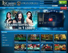 Agen 1S CASINO Online - 1S CASINO tergolong mudah untuk dimainkan sebagai salah satu pilihan situs judi kasino terbaik dari segi efisiensi dan ragam permainan yang menyertainya
