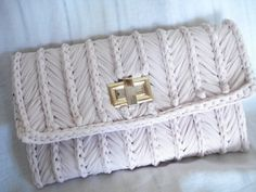 Pink clutch Bridal clutch Clutch bag Clutch purse by Poppyg