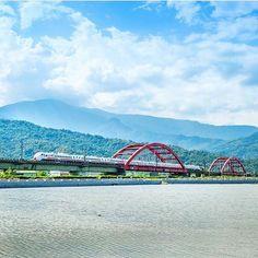 Explore Taiwan with us 🔸Photo by @varick_van 🚩Location:客城鐵橋 Kecheng Bridge #HUALIEN #花蓮 #花莲 #🇹🇼 #Taiwan #臺灣 #台灣 #台湾 ┅┅┅┅┅┅┅┅┅┅✂ 在照片中加入標籤#AmazingTaiwan ‧ @AmazingTaiwan 分享您眼中的臺灣.🎏 ✨🌟💥Share your Taiwan photos with hashtags #AmazingTaiwan ‧ @AmazingTaiwan ———————————————————————— #malaysia#tokyo#singapore#osaka#taipei#london#bangkok#paris#sydney#manila#berlin#kualalumpur#rome#milan#hongkong#macau#madrid#barcelona#venice#dubai#abudhabi