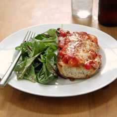 Easy dinner idea - weekday dinner planning - Chicken Parm and Garlic Bread Combine Forces For One Epic Sandwich