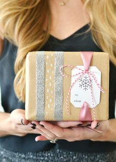 I'm continuing to contribute over on Today's Creative Life, and this time,  I am super excited to share my first ever Cricut project! Head on over to  download the files, and get the steps to make these super pretty gift  tags.   Don't miss out! Email Address *  Yippee!  You might also like: Nov 22, 2016 homemaking, living holidays, home tour,  home decor, our home, christmas Chloe   Boxwood Ave. Comment Nov 22, 2016  homemaking, living holidays, home tour, home decor, our home, christmas…