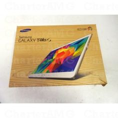 Samsung Galaxy Tab S 10.5-Inch Tablet (16 GB, Dazzling White) Android 4.4 Kit Kat OS, 1.9 GHz Exynos 5 Octa Processor (1.9 GHz Quad Core + 1.3 GHz Quad Core) 16 GB Flash Memory, 3 GB RAM Memory Camera: 8MP Rear with LED Flash + 2.1MP Front Super AMOLED Display with 2560x1600 WQXGA Resolution Features Ultra Power Saving Mode and Fingerprint Scanner
