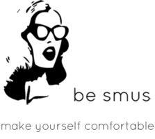 Be Smus, vintage modernizm... logo