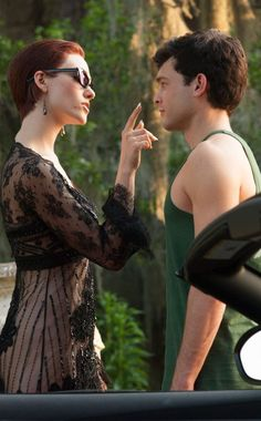Beautiful Creatures- although the movie is so different from the book. I still love Ridley.