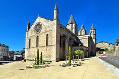 Collégiale de Saint Junien - Haute Vienne