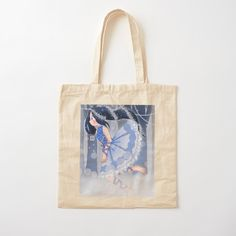 Cotton Tote Bags, Reusable Tote Bags, Dawn, My Arts, Art Prints, Printed, Awesome, Shop, Stuff To Buy