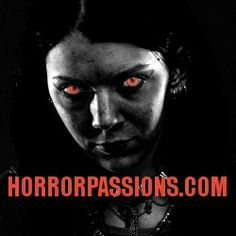 Banner for the Horror Passions niche online dating site.