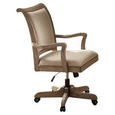 Found it at Wayfair - Coventry Mid Back Office Chair http://www.wayfair.com/daily-sales/p/Rustic-%26-Refined-Home-Office-Coventry-Mid-Back-Office-Chair~RVF4814~E19563.html?refid=SBP.rBAjD1QgoFK7ECq8bYQtAlEwLQdla0I9harDQS1-Imc
