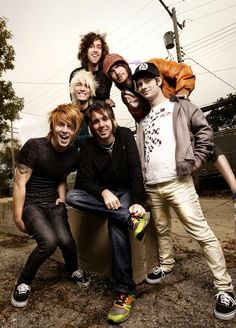 Forever The Sickest Kids, no doubt. :)  MAYBE AT WARPED THIS SUMMER!!