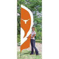 Texas Longhorns Team Pole Flag