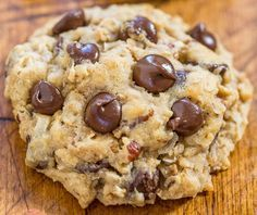 The Trail Mix Cookies Will Be The Best Chocolate Chip Cookies You Have Ever Had!