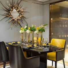 Luxury Dining Room, Dining Room Design, Dining Room Table, Dining Area, Dining Rooms, Dining Chairs, Kitchen Tables, Lamp Table, Design Kitchen