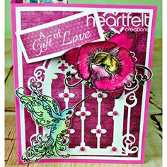 Heartfelt Creations - Gift Of Love Orchid Project