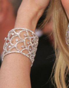 Damiani Diamond Cuff Bracelet -