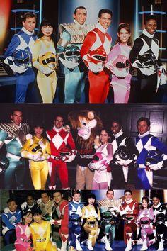 Helmetless Power Rangers Season 1, Pink Power Rangers, Power Rangers Ninja Steel, Power Rangers Samurai, Mighty Morphin Power Rangers, Power Rangers Pictures, Power Rangers Cosplay, Amy Jo Johnson, Power Rangers Megaforce