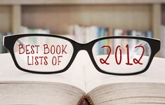 Best book lists of 2012.