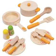 Gourmet Kitchen Starter Set by Hape | Play Kids, www.playkidsstore.com