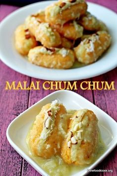 Malai Chum-Chum | Community Post: 18 Indian Desserts Guaranteed To Satisfy Your Sweet Tooth