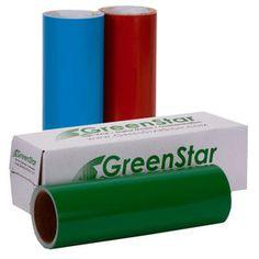 Cricut - good website to get cheap vinyl...GreenStar Intermediate Calendered Vinyl 12