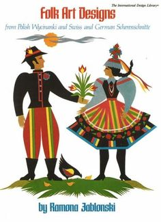 Folk Art Designs - Polish/German