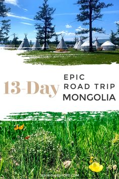 This road trip around Mongolia was a unique, 13-day experience from Ulaanbataar down to the Gobi desert in the south, through central Mongolia, and all the way to Lake Khovsgol in the North. A one in a lifetime experience to add to your bucket list.