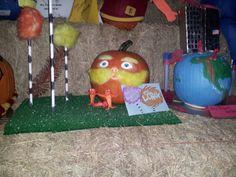 Lorax Pumpkin 2012