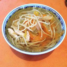 Bol de soupe asiatique #asie #potage #soupe #poulet #carotte #nouille #cuisine #food #homemade #faitmaison  N'hésitez pas à nous demander la recette, nous la publierons dans notre blog http://ift.tt/1q7mxub #yummy #cooking #eating #french #foodpic #foodgasm #instafood #instagood #yum #amazing #photooftheday #sweet #dinner #fresh #tasty #foodie #delish #delicious #foodpics #eat http://ift.tt/1GrFhaz