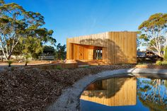 Bentleigh Meditation And Indigenous Cultural Centre by Nick Cini