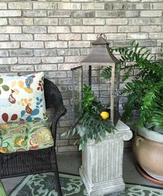 I'm loving my #SummerofEntertaining transformed garden patio from #Pier1Outdoors. I paired with Pier 1 Imports​ to take my outdoor patio space from gloomy to naturally inspiring! See the full post on how I mixed natural textures with garden colors and elements on Stagetecture:   http://stagetecture.com/2015/05/summerofentertaining-transforming-my-patio-with-pier-1-imports  Sponsored by Pier 1 Imports.