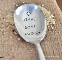 Gimme some sugar! Add a cute mug and their favorite tea for the perfect gift! Please read the entire description before ordering! Styles and patterns vary widely and you will not receive the exact spo
