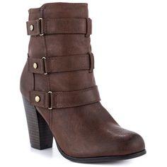 Fergie  Niche  Brown Heels