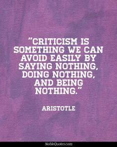 Screw the critics