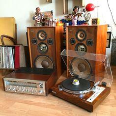 Pioneer cs-e900 speaker pioneer pl-550 turntable pioneer sx 980 recevier