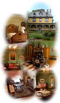 Beaconsfield Historic House -- beautiful victorian in Charlottetown! Open Mon-Fri noon to 4pm. Close by and great idea for a rainy day!