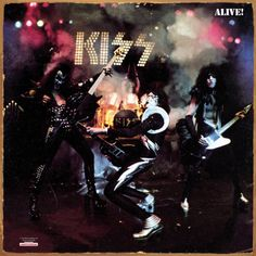 Kiss is an American rock band formed in New York City in January 1973 by Paul Stanley, Gene Simmons, Peter Criss, and Ace Frehley. Well known for its members. Kiss Album Covers, Greatest Album Covers, Rock Album Covers, Classic Album Covers, Lps, Paul Stanley, Heavy Metal, Gene Simmons, Rock And Roll